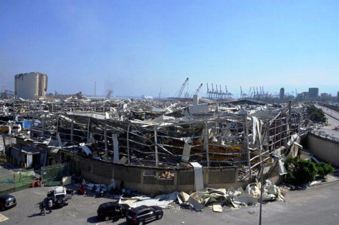Muertes por explosión en Beirut - noticiero de Venezuela