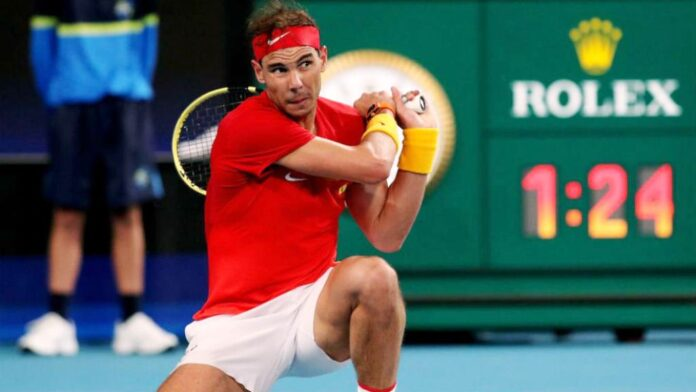 Nadal renuncia al US Open . noticias de Venezuela