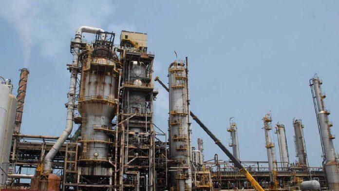 Refinería El Palito activó operaciones - NDV