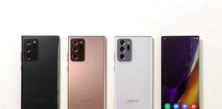 Samsung presentó su Galaxy Note 20 - NDV