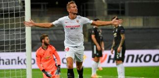 Sevilla derrota al Manchester - NDV