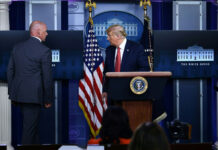 Tiroteo en la Casa Blanca - NDV
