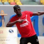 Usain Bolt tiene coronavirus - NDV