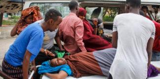 ataque en Somalia - NDV