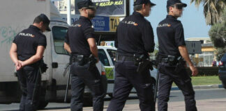 Detenidos venezolanos en Madrid - NDV