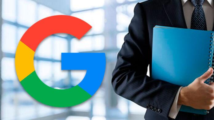 Google Tarjeta de visita virtual - NDV