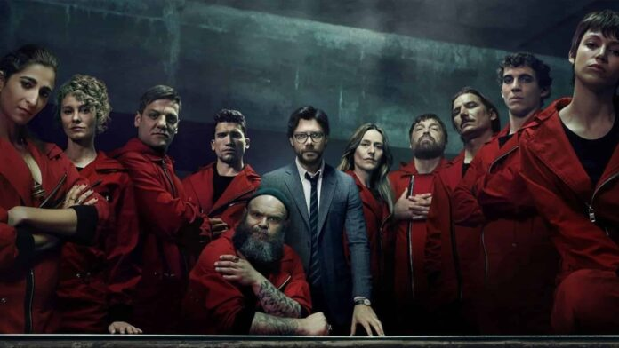 La Casa de Papel quinta temporada - NDV