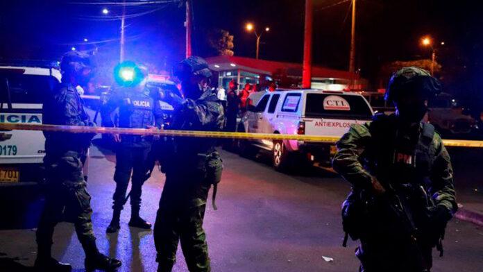 Tres masacres en colombia - NDV