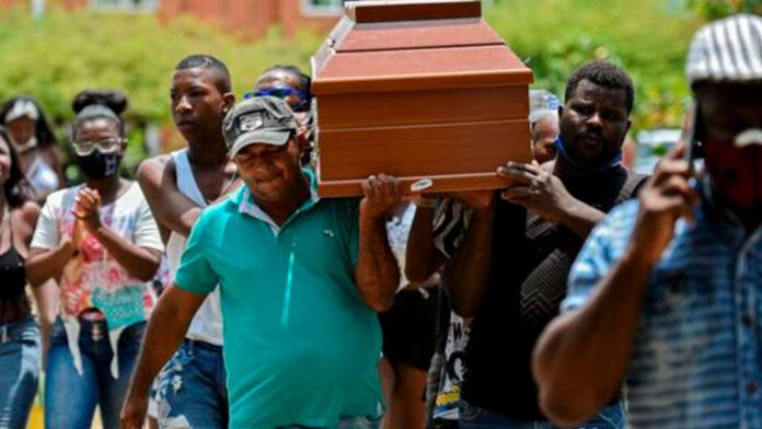 Ocho personas asesinadas en Colombia - NDV