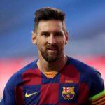 messi no asiste a entrenamiento del Barcelona - NDV
