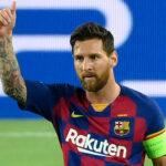 negociación entre Messi y Barcelona - NDV