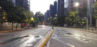 semana de cuarentena radical en Venezuela - NDV