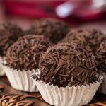 trufas de chocolate - NDV
