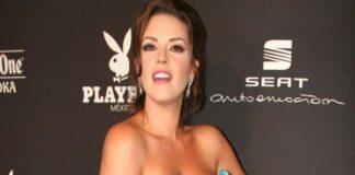 Alicia Machado Playboy - NDV