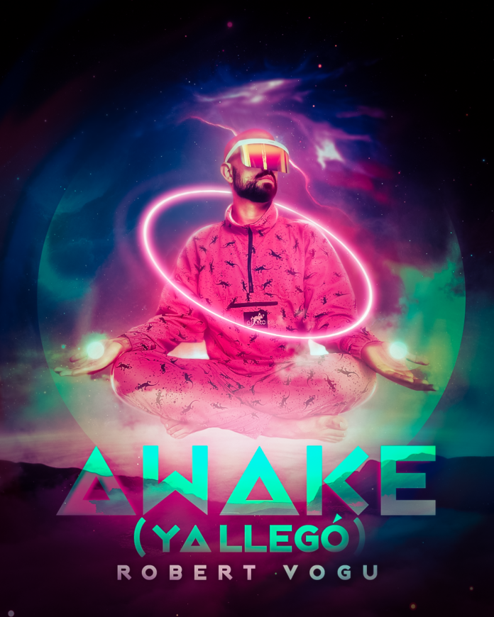 Robert Vogu estrena Awake - NDV