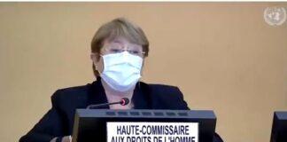 Bachelet expresó su preocupación por las decisiones del TSJ - ndv