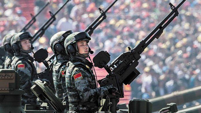 Crecimiento del ejercito chino - Noticiero de Venezuela