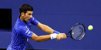 Djokovic arrancó US Open con victoria - NDV