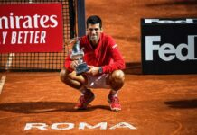 Djokovic derrota a Schwartzman - NDV