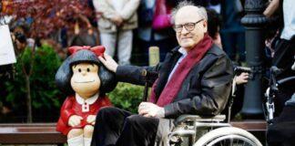 Falleció Quino, el padre de Mafalda - NDV