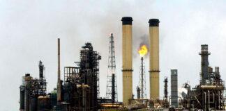 Fuga de crudo y de gas - ndv