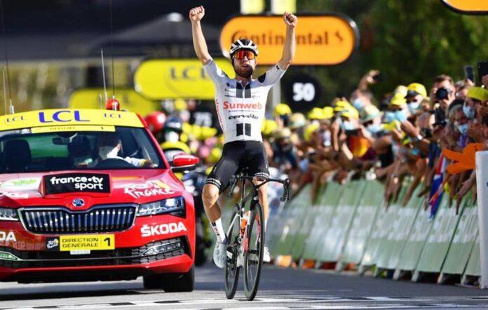 Hirschil ganó duodécima etapa del Tour - NDV