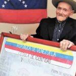 Homenaje a Juan Vicente Perez - Noticiero de Venezuela