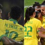 Igualdad de genero en el fútbol - NDV