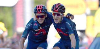 Kwiatkowsk ganó etapa del Tour - NDV