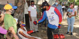 Maduro regala mortadela - ndv