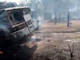 Explosión en Maicao - NDV