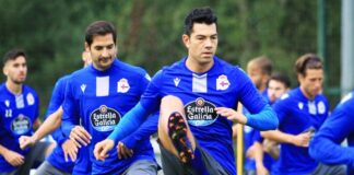 Miku Fedor firma con Deportivo - NDV