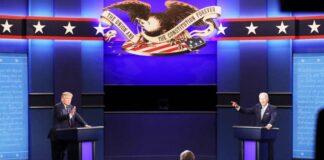 Primer debate por la Casa Blanca - NDV