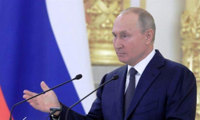 Putin propuesto para Premio Nobel de la Paz - NDV