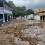 se desbordó el río El Limón - NDV