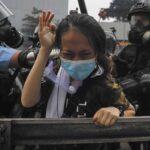 Represión en Hong Kong - Noticiero de Venezuela