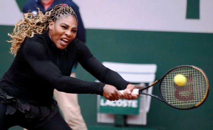 Serena Williams avanzó en Francia - NDV