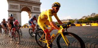 Tadej Pogacar ganó el Tour de Francia - NDV