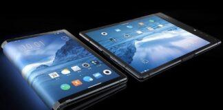 Teléfono plegable de Samsung - NDV