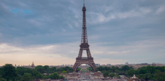 Torre Eiffel alerta de bomba - ndv