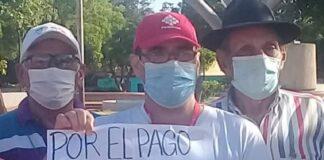 Trabajadores petroleros protestaron en Maracaibo - ndv