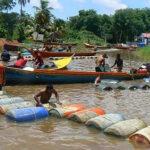 contrabando de gasolina desde Colombia - ndv