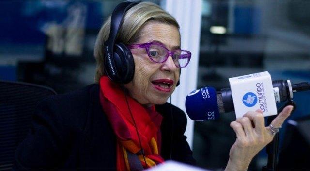 Murió Berenice Gómez - NDV