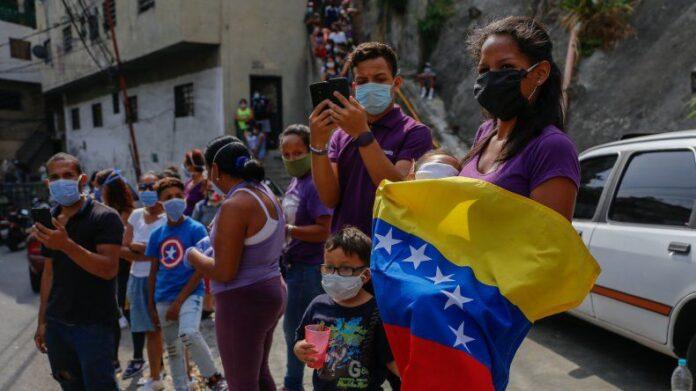 Venezuela registra 1028 casos - NDV