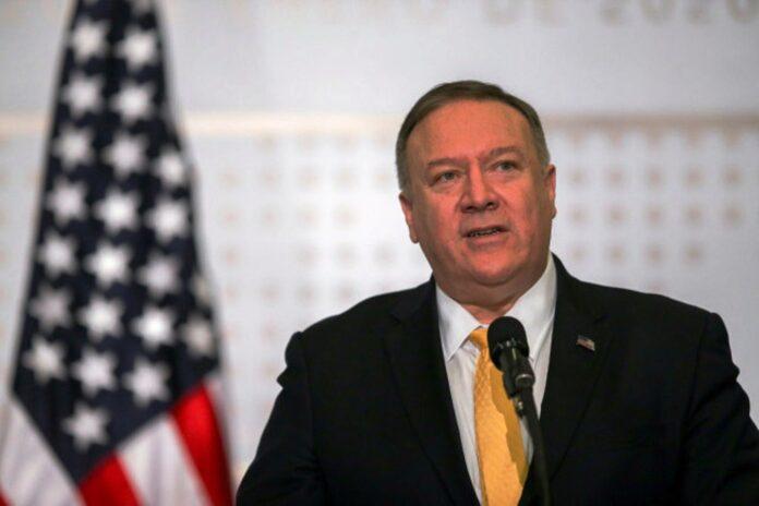 EEUU ofreció recompensa - NDV