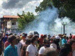 Protestas en Yaracuy - NDV