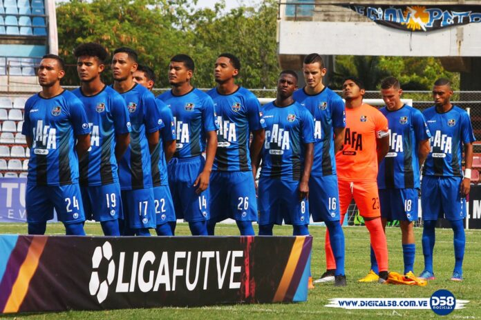 Zulia FC declinó jugar - NDV