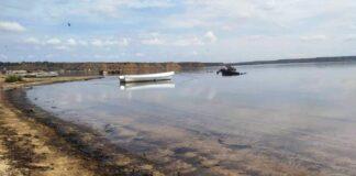 Amuay derrama petróleo en sus playas - NDV