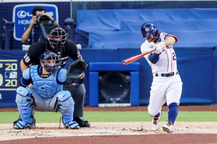 Astros no se rinde - NDV