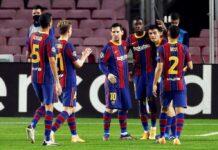 Barcelona golea a Ferencvaros - NDV